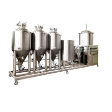 100L Small beer brewing equipment beer making machine home