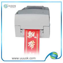 Máquina de impresión digital tela del satén de la cinta