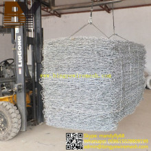 Stone Basket Hexagonal Wire Netting Gabion
