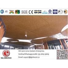 Металлические деревянные панели
