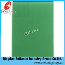 Color Glass Dark Green Tinted Float Glass