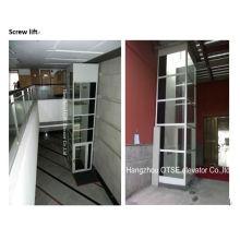 OTSE plataforma de elevación de la fábrica de suministro baratos ascensores casa