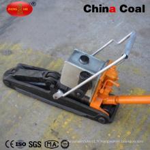 Machine hydraulique de levage et de doublure de voie de Yqb-200X135