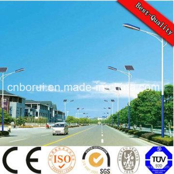 Garten Solar Licht China Factory 12watts integrierte Solar Garten Licht mit 5 Jahren Garantie