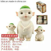 Figurine de plástico Figurine de Jesus do bebê Figurine de Huba