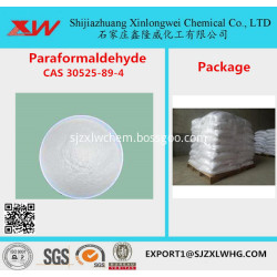 96% paraformaldehyde with 30525-89-4 used for Floral foam China suppliers
