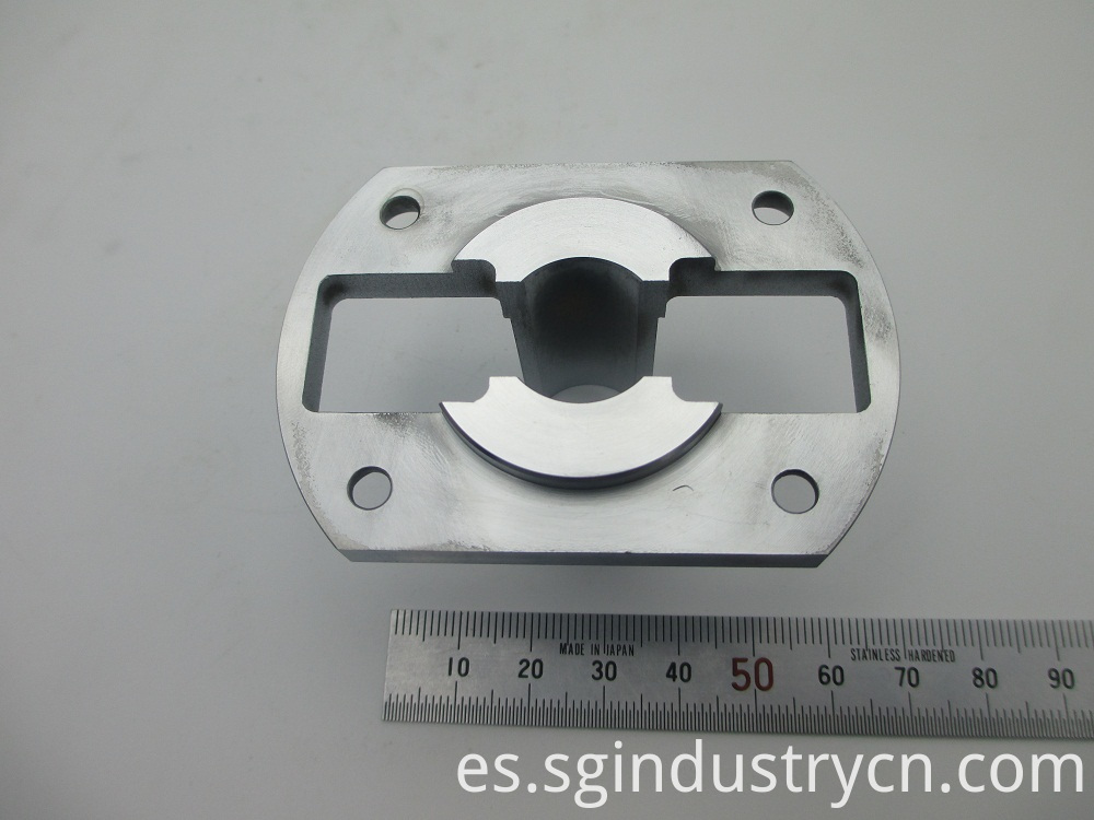 Qualified Fishery Industry Cnc Parts