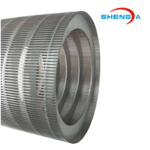 Johnson Screen Filter Pipe dengan Wire External Axial