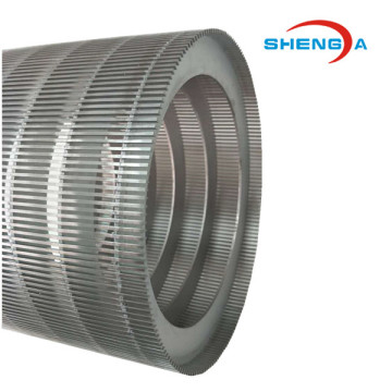 Johnson Screen Filter Pipe mit externem Axialdraht