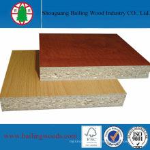 China Madera de alta calidad Melamine Chipboard