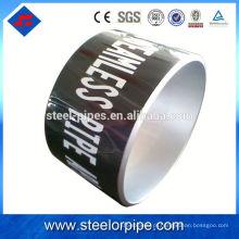 Tubulação sem emenda da tubulação do aço inoxidável da melhor qualidade sch40