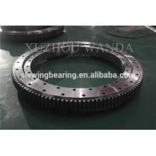 black coating Double-Row swing bearing