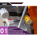 REDSUN elektrische pneumatische Airless Farbspritzgerät 2.5KW