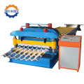 Stålkonstruktion Metal Roof Tile Roll Forming Machine
