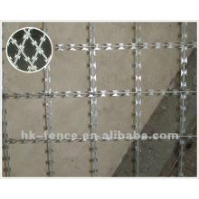 Razor Wire fencing: