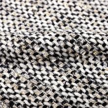 Tricot grossier tapis jacquard