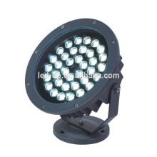 DMX512 RGB LED de luz 36W