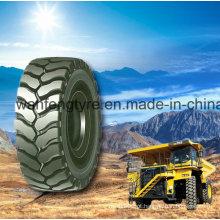 Pneu do carregador / pneu da escavadora do pneu da construção OTR (26.5r25, 29.5r25)