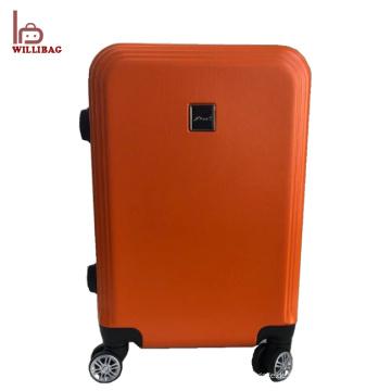 Logokatze-Reisetaschen des lustigen Koffers kundenspezifische Gepäcklaufkatze
