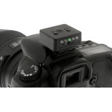 Elektronische Hot Shoe Spirit Level für Kamera mit LED (EV-V977-1)