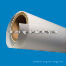 Light-minded PTFE film with the high quality