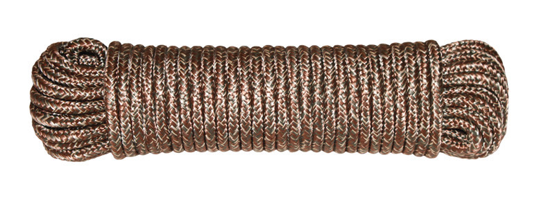 camo braid rope