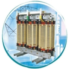 Trockene Transformator