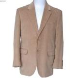men\'s 100% cotton corduroy suit