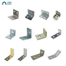 OEM furniture hardware galvanized steel corners L brackets