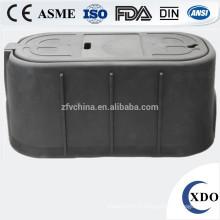 OPE-droit IT001 1/2 po dans le compteur d'eau en plastique de Chine protéger boîte