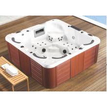 Acrílico al aire libre SPA bañera (JL986)