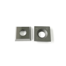 Masukkan Tungsten Carbide YG6X Square Woodworking Insert
