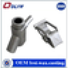 best price ISO9001 certified OEM lost wax casting steel trailer spindle parts