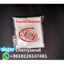 Timolol Maleate (TM) Poudre CAS 26921-17-5 pour gouttes oculaires USP36