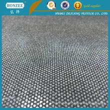 Interlining elástico / elástico fusível tecido