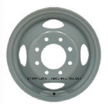 16X6 Passenger Car Steel Wheel Winter Rim for Ford