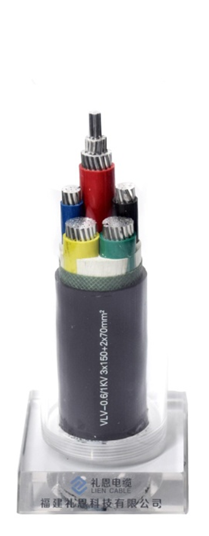 1.5 to 630 sq mm PVC power cables