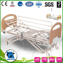 Electric Nursing Beds 5-Function with steel Side Rails