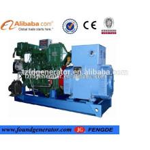 Fabricant de générateur diesel ouvert type 3 phases