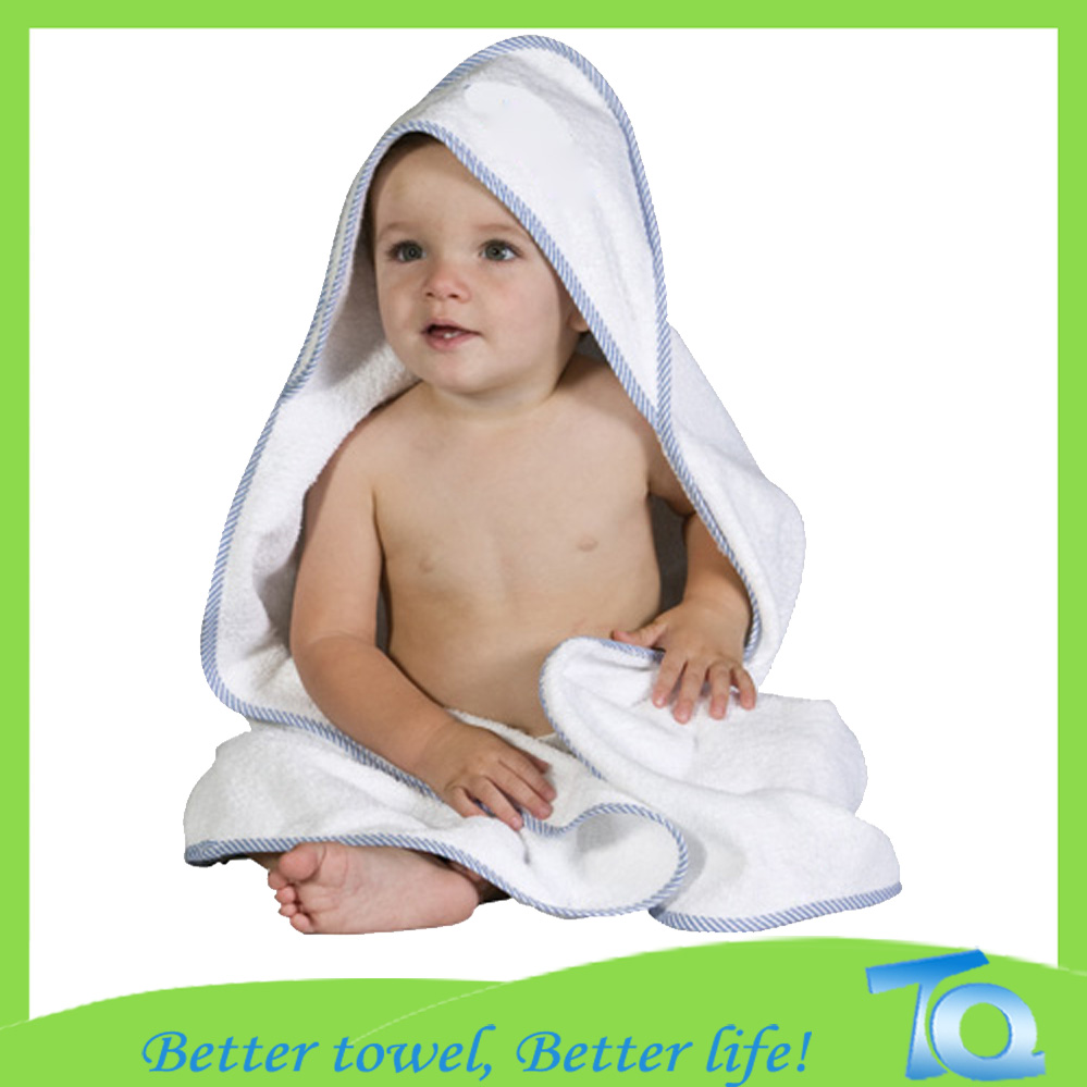 Baby Hooded Towel 9