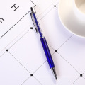 Customized Logo Crystal Diamond Pen Printed Cute Crystal Diamond Pen Pink Crystal Promotional Diamond Pen