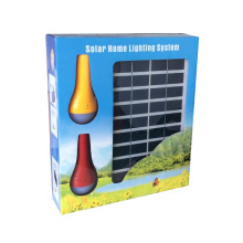 dimmable solar camping light