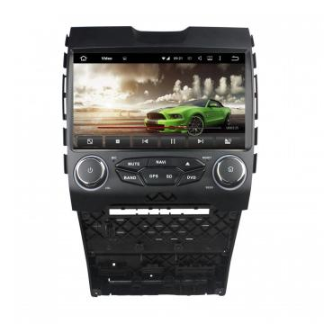 Ford EDGE Android 7.1.1 en 10.1 inch Car Dvd-speler
