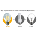 LED Filament Lamp G95 6W