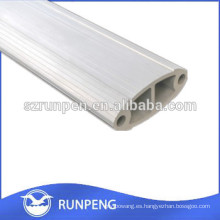 Perfiles de aluminio extrudido led anodizado de alta calidad