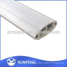 Profilés en aluminium extrudé à tête anodisée de haute qualité