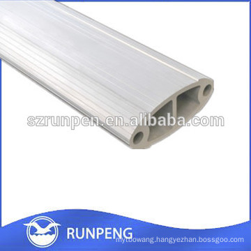 high quality anodised led extruded aluminum profiles
