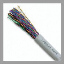 copper lan cable 100-pair cat5 utp cable OEM available
