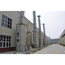 Sistema de purificación de humos ácidos