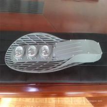 Wasserdichte LED Straßenlaterne der hohen Leistung, IP65 Straßenlaterne der hohen Leistung LED, 30W Aluminium LED Straßenlaterne-Zusätze 130 ~ 150lm / W